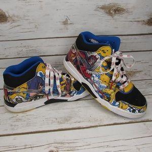 Reebok X-Men Marvel High Top Sneakers Boys 3